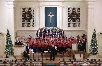Christmas Eve Service Northampton Pa 2020 Presbyterian Bach Choir brings Christmas concerts to two cities – Lehigh Valley
