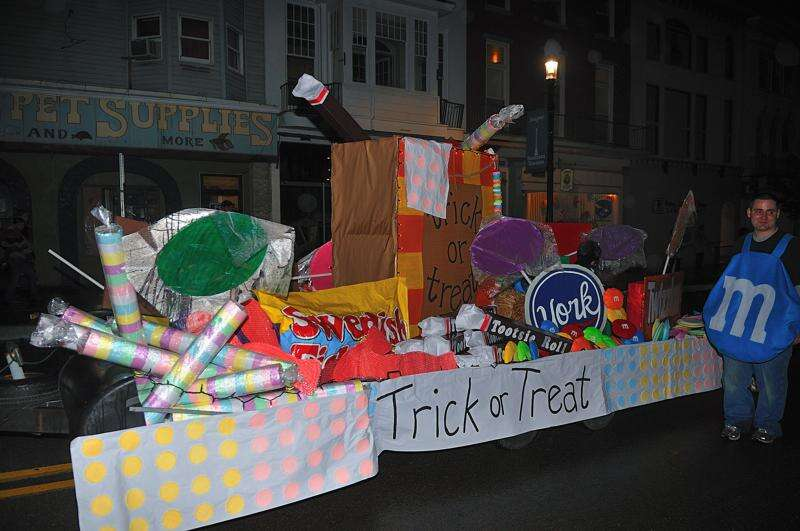 Tamaqua Halloween Parade 2020 Rain doesn't scare anyone away from Tamaqua Halloween Parade
