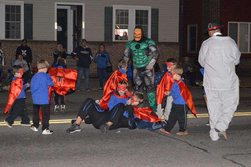 Palmerton Halloween Parade 2020 Palmerton, JT, nix Halloween parades – Times News Online