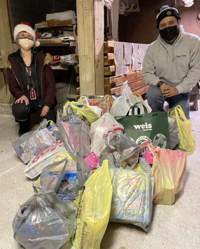 Toys donated at Padora's Bakery in honor of Tamaqua man – Times News Online