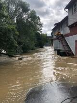Trout Creek in Slatington. CONTRIBUTED PHOTO/KORY RABENOLD