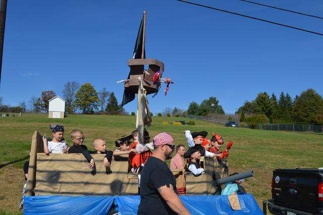 Kunkletown Halloween Parade 2020 Eldred parade brings attention to pantry – Times News Online