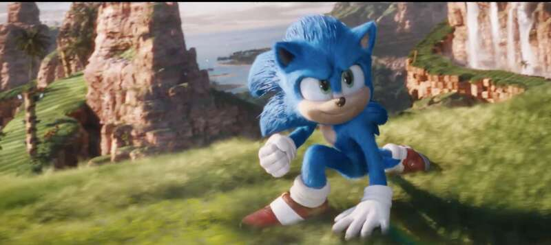 Movie Review Sonic Very Animated Times News Online