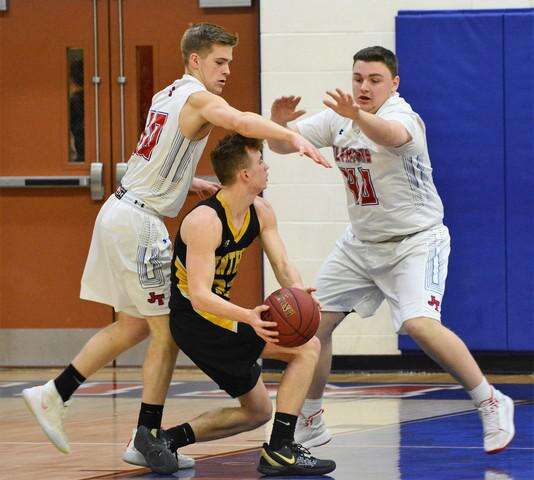 Jim Thorpe Basketball High School