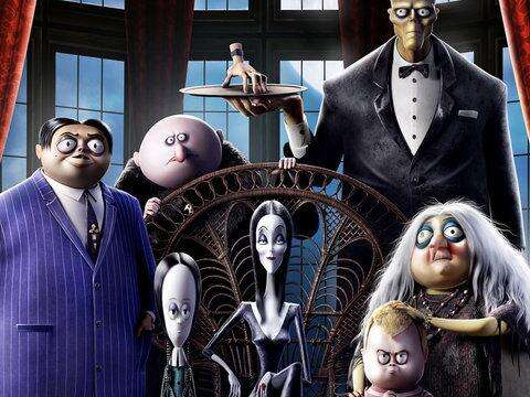 Movie Review Addams Family Snap Snap Times News Online